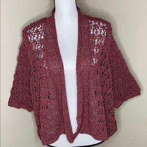Coldwater Creek Sweater Shrug